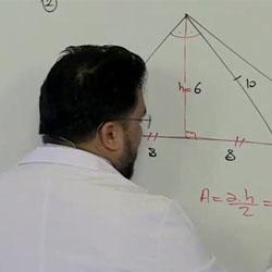 ALES Geometri Çözümlü Soru Bankası Eğitim Seti