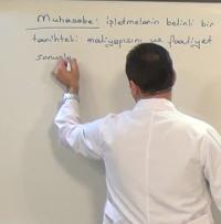 AÖF İşletme Bölümü Ders Anlatımı