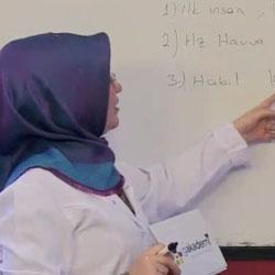 İmam Hatip 6. Sınıf Kuranı Kerim Hocası