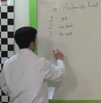 Kürtçe Orta Düzey Eğitimi