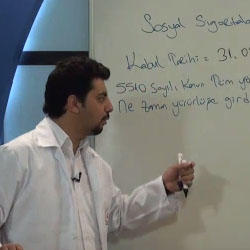 SMMM 5510 SGK Konu Anlatımı ve Soru Çözümleri