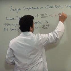 SMMM 5510 SGK Soru Çözümleri