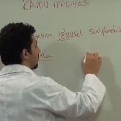 SMMM Kamu Maliyesi Konu Anlatımı ve Soru Çözümleri
