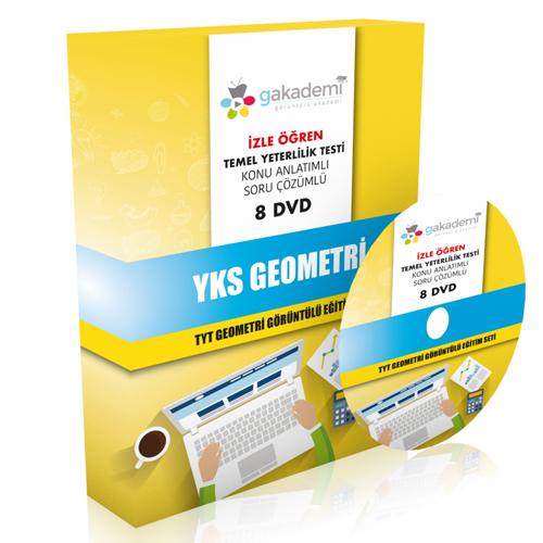 YKS Geometri Eğitim Seti ile Sınavda Başarılı olabilir miyim?
