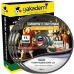 11.Sınıf Felsefe Görüntülü Eğitim Seti 9 DVD