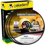 11.Sınıf Tarih Görüntülü Eğitim Seti 7 DVD