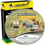 12.Sınıf Çağdaş Türk ve Dünya Tarihi Eğitim Seti 5 DVD