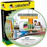 12.Sınıf Kimya Görüntülü Eğitim Seti 4 DVD