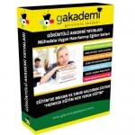 2.Sınıf Tüm Dersler Görüntülü Eğitim Seti 17 DVD