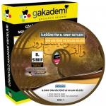 8.Sınıf Din Kültürü ve Ahlak Bilgisi Eğitim Seti 5 DVD