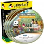 9.Sınıf Coğrafya Görüntülü Eğitim Seti 11 DVD