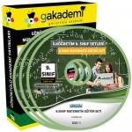 9.Sınıf Matematik Görüntülü Eğitim Seti 13 DVD