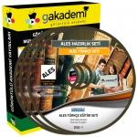 ALES Türkçe Görüntülü Eğitim Seti 13 DVD