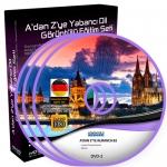 Almanca Eğitim Seti Orta Düzey (B1 ve B2 Düzey) 7 DVD