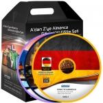Almanca Görüntülü Eğitim Seti 25 DVD