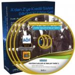 AÖF Atatürk İlkeleri ve İnkılap Tarihi 2 Eğitim Seti 7 DVD