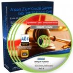 AÖF Borçlar Hukuku Eğitim Seti 8 DVD