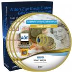 AÖF Devlet Bütçesi Eğitim Seti 8 DVD
