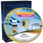 AÖF Finansal Yönetim 2 Eğitim Seti 7 DVD