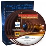 AÖF Hukukun Temel Kavramları Eğitim Seti 10 DVD