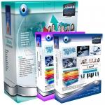 AÖF İlahiyat Arapça Görüntülü Eğitim Seti 44 DVD
