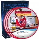 AÖF İşletme Bilgi Sistemleri Eğitim Seti 7 DVD