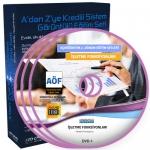 AÖF İşletme Fonksiyonları Eğitim Seti 8 DVD