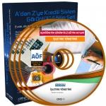 AÖF İşletme Yönetimi Eğitim Seti 6 DVD