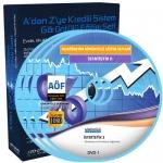 AÖF İstatistik 2 Eğitim Seti 7 DVD
