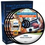AÖF Küresel Pazarlama Eğitim Seti 6 DVD