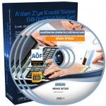 AÖF Mikro İktisat Görüntülü Eğitim Seti 8 DVD