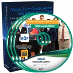 AÖF Pazarlama İletişimi Eğitim Seti 5 DVD