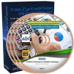 AÖF Sermaye Piyasaları ve Finansal Kurumlar Eğitim Seti 9 DVD