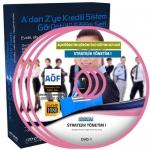 AÖF Stratejik Yönetim 1 Eğitim Seti 5 DVD