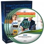 AÖF Uluslararası İşletmecilik Eğitim Seti 8 DVD