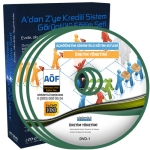 AÖF Üretim Yönetimi Eğitim Seti 5 DVD