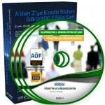 AÖF Yönetim ve Organizasyon Eğitim Seti 6 DVD