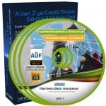 AÖF Yönetimde Güncel Yaklaşımlar Eğitim Seti 9 DVD