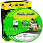 DGS Geometri Görüntülü Eğitim Seti 19 DVD