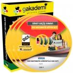DGS Matematik Görüntülü Eğitim Seti 22 DVD