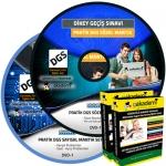 DGS Sayısal ve Sözel Mantık Görüntülü Eğitim Seti 13 DVD