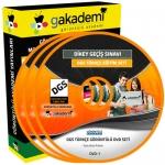 DGS Türkçe Görüntülü Eğitim Seti 13 DVD