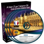 Fransızca İleri Düzey Görüntülü Eğitim Seti 7 DVD