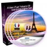 Fransızca Temel Düzey Eğitim Seti