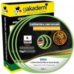 İlköğretim 6.Sınıf Din Kültürü ve Ahlak Bilgisi Görüntülü Eğitim Seti 4 DVD