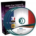 İş Fransızcası Görüntülü Eğitim Seti 8 DVD