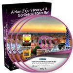 İspanyolca İleri Düzey Görüntülü Eğitim Seti 9 DVD