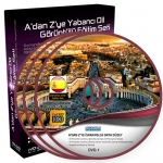 İspanyolca Orta Düzey Görüntülü Eğitim Seti 13 DVD