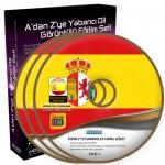 İspanyolca Temel Düzey Görüntülü Eğitim Seti 8 DVD