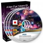 Japonca İş Düzeyi Görüntülü Eğitim Seti 5 DVD